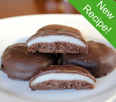 Choc Mint - New Recipe for Club Members