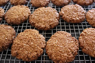 Anzac Biscuits Image
