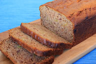 Gluten Free Feijoa Date Loaf Image