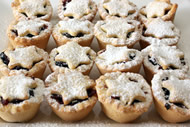 Christmas Fruit Mince Pies Image
